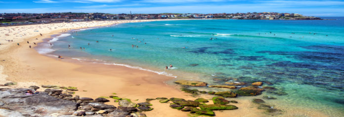 Bondi Beach australia beauty