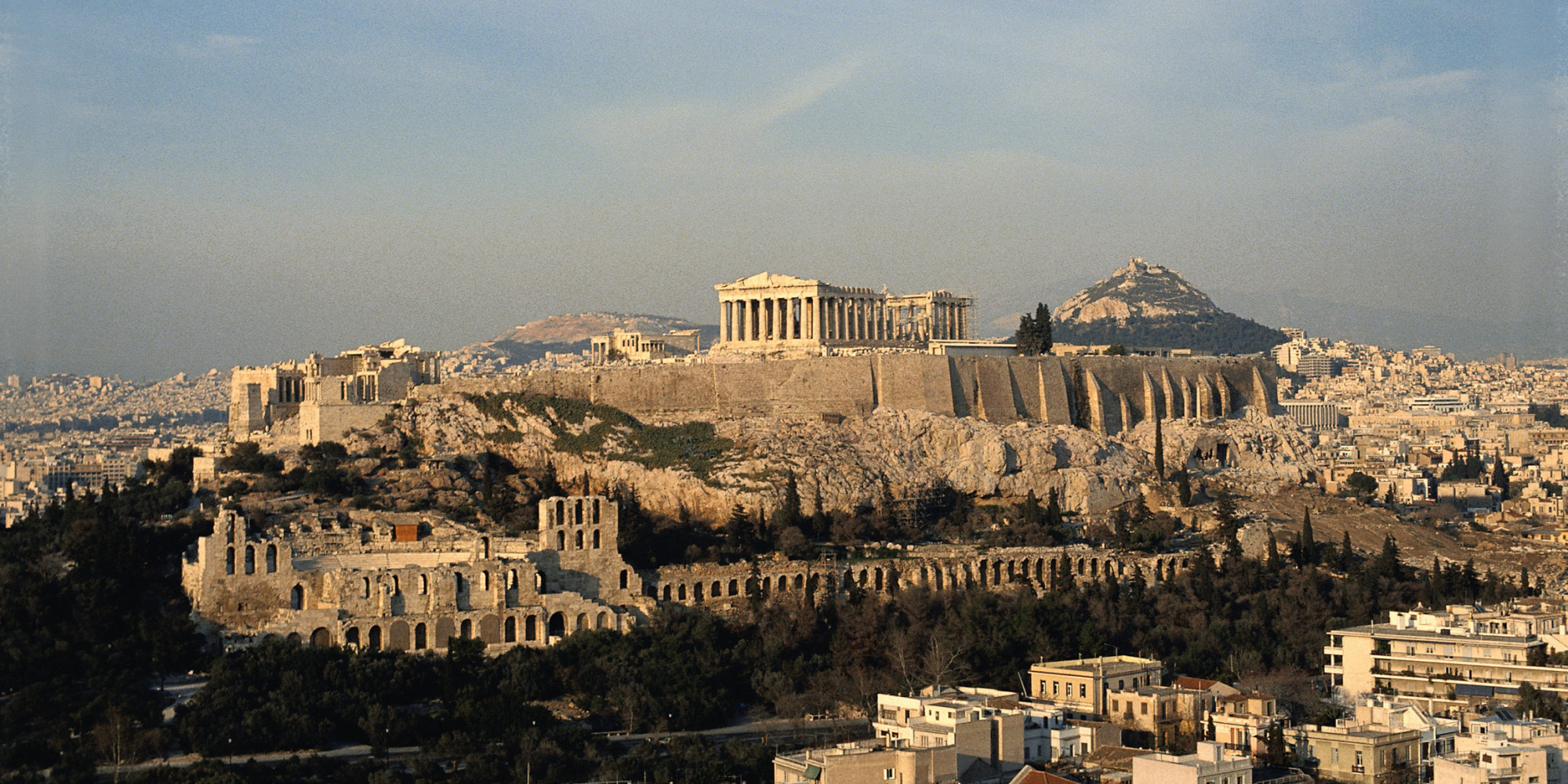 The oldest part of Athens: history, description and interesting facts 21