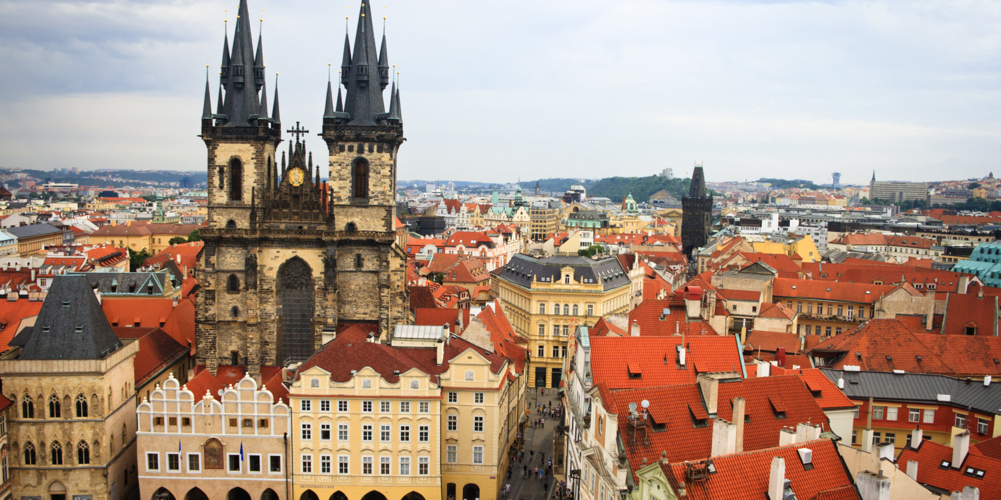 Prague old town best destination in europe gets ready for Top ten prague