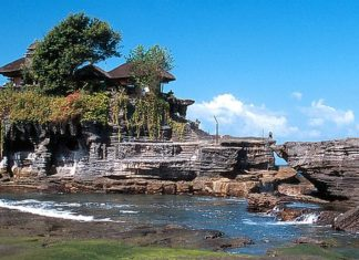 Bali for wonderful holiday