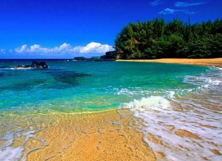 Kauai most beautiful beaches