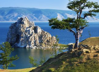 Lake Baikal so natural