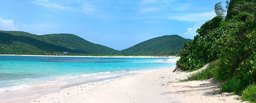 Flamenco Beach Best Holiday Destination