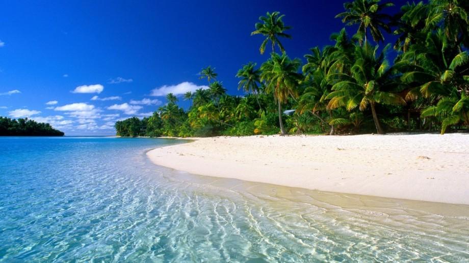 White Sands At Matira Beach