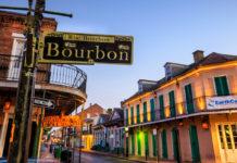 Bourbon new orleans