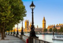 London most romantic place