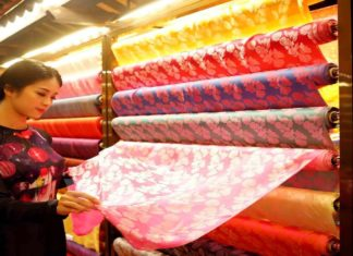 Van phuc silk village