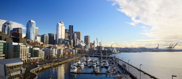 Seattle the emerald city gets ready for Emerald city nickname