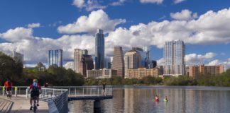 Cycling activity in austin