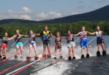 Lake placid activity