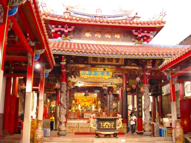 Great queen of heaven temple