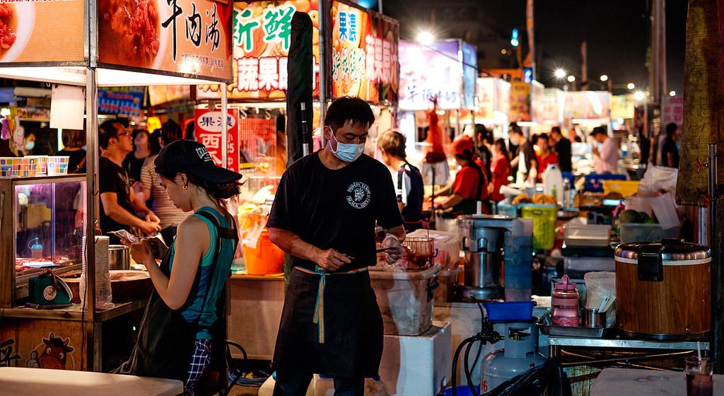 Tainan marketplace