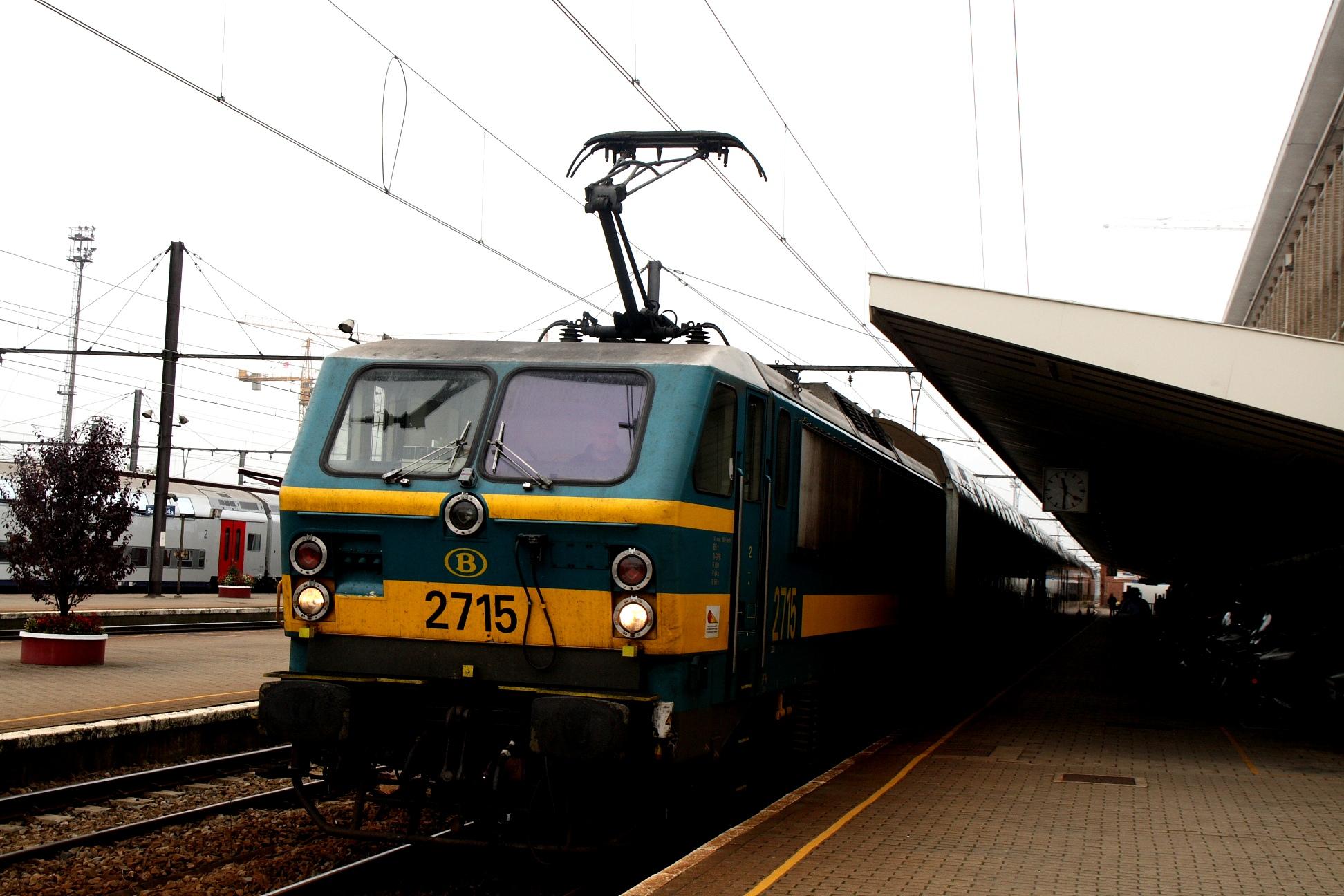 Hasselt Train Station