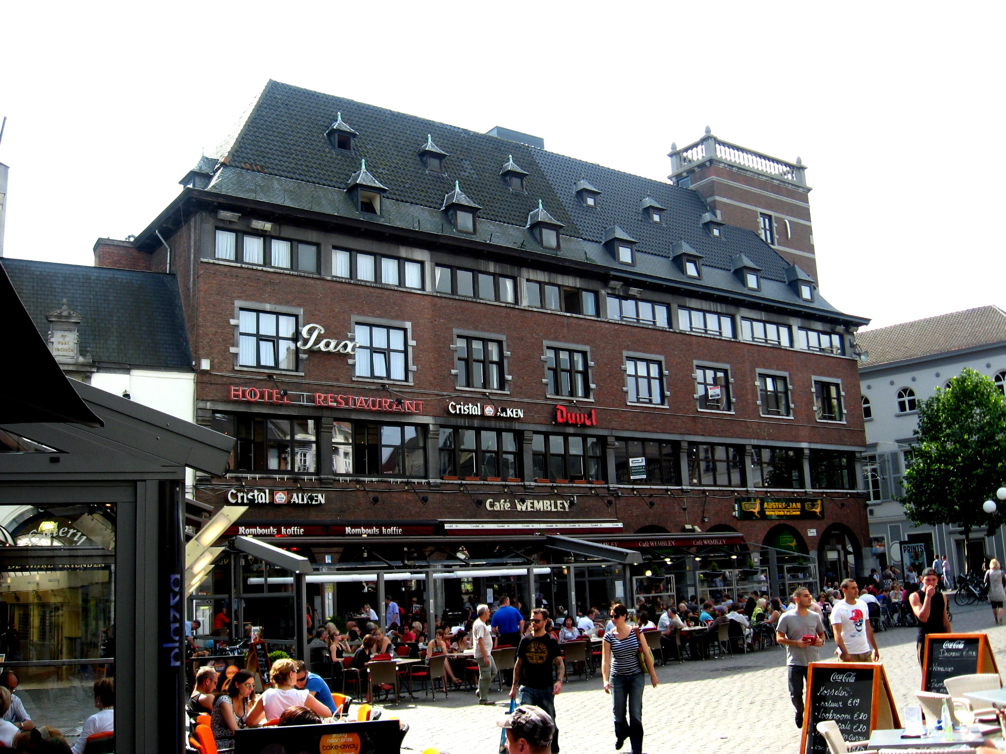 The Jenever Capital of Belgium