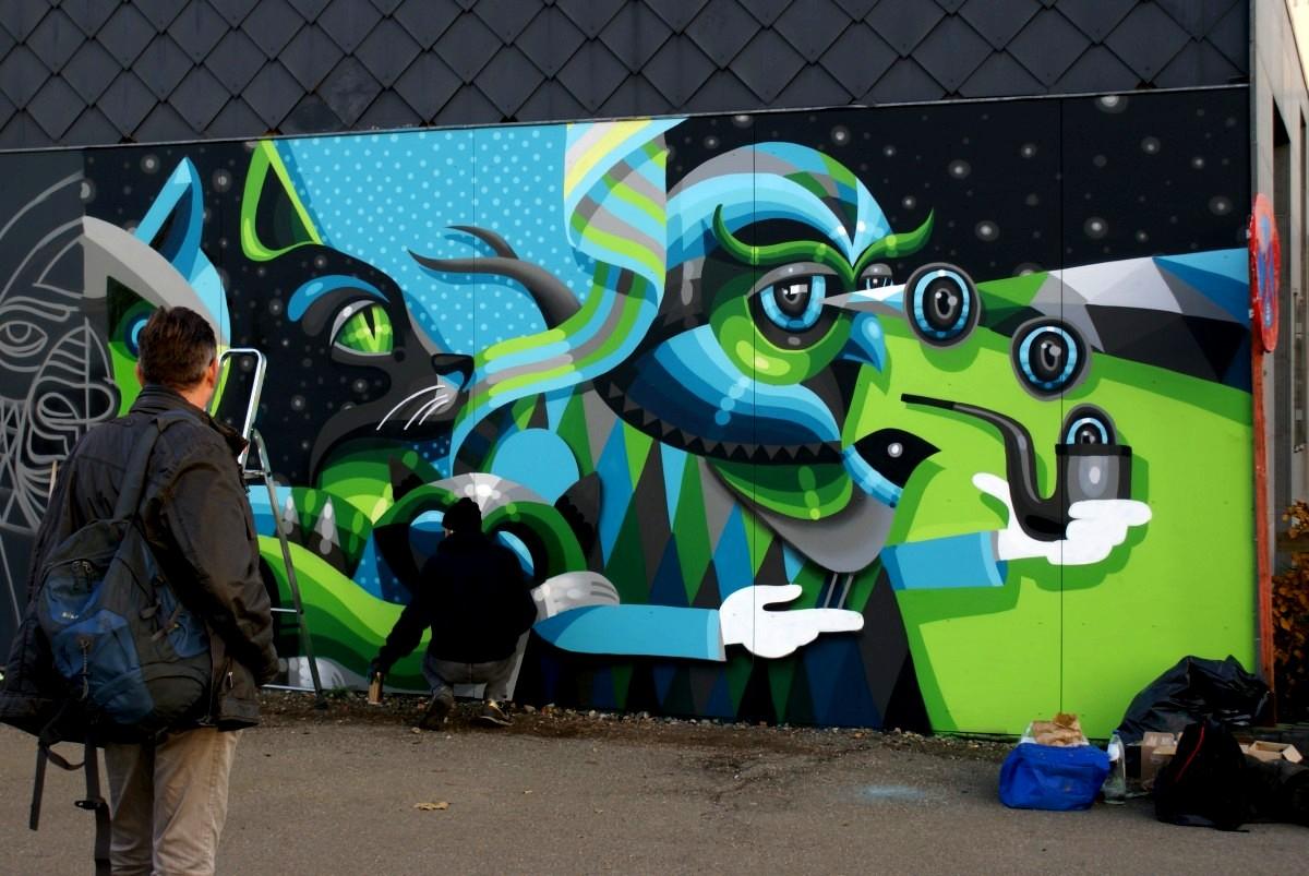 Hasselt Street Art