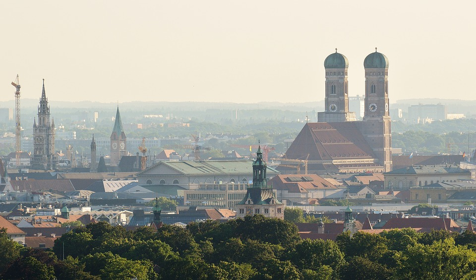 The city of munich