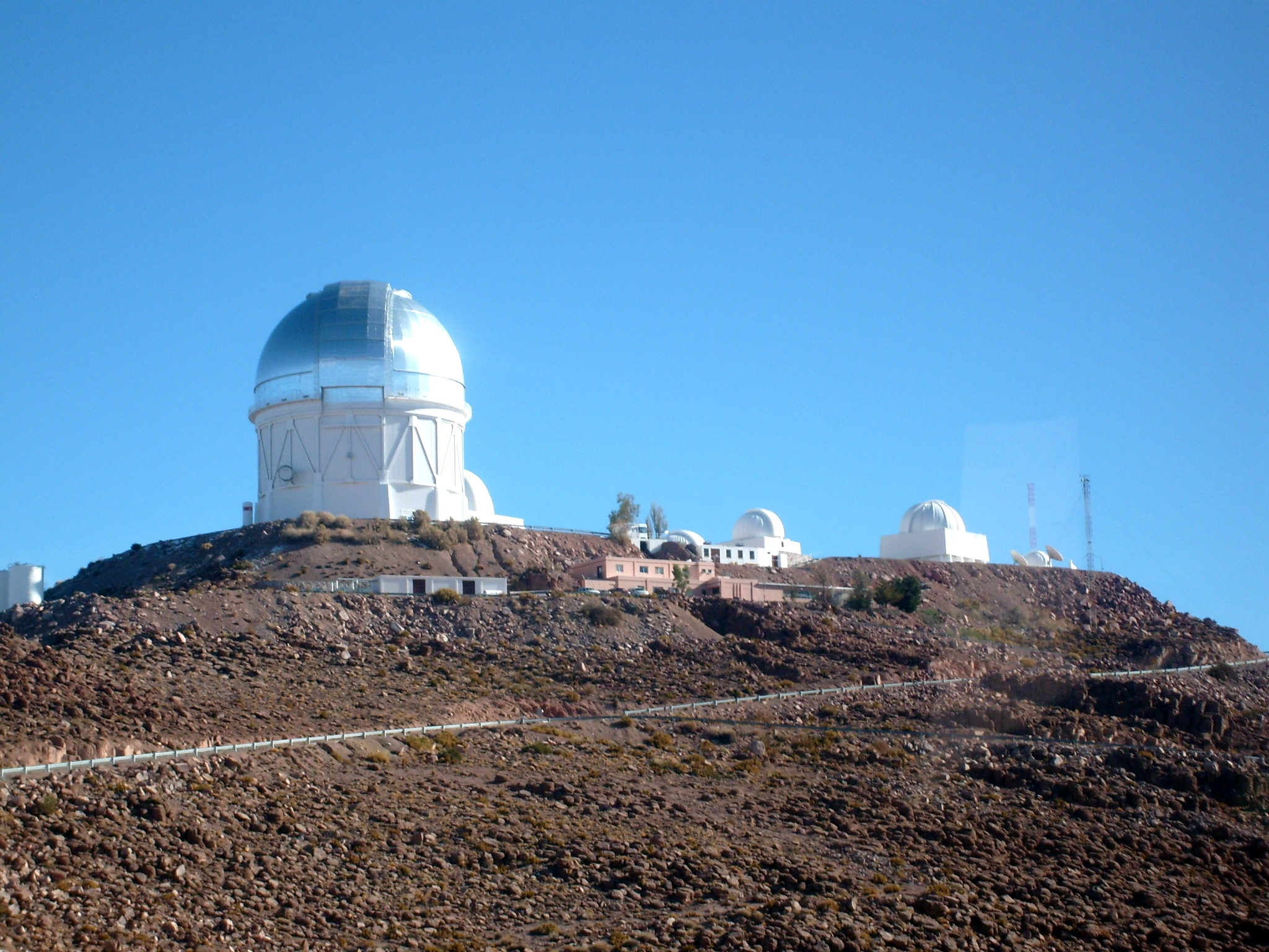 Chile observatory for Solar Eclipses