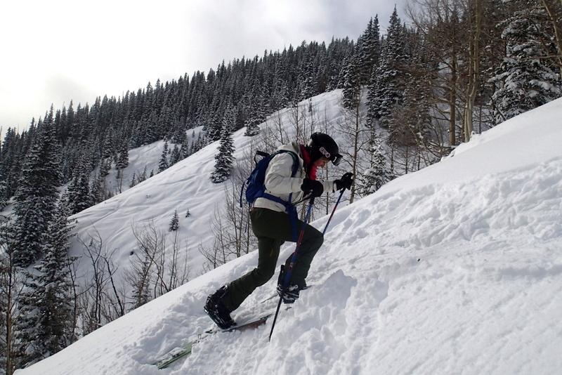 Colorado Winter-Durango Skiing