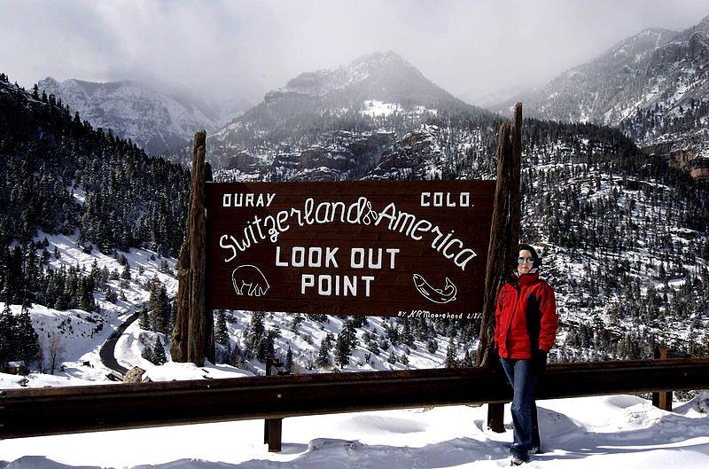 Colorado Winter-Ouray