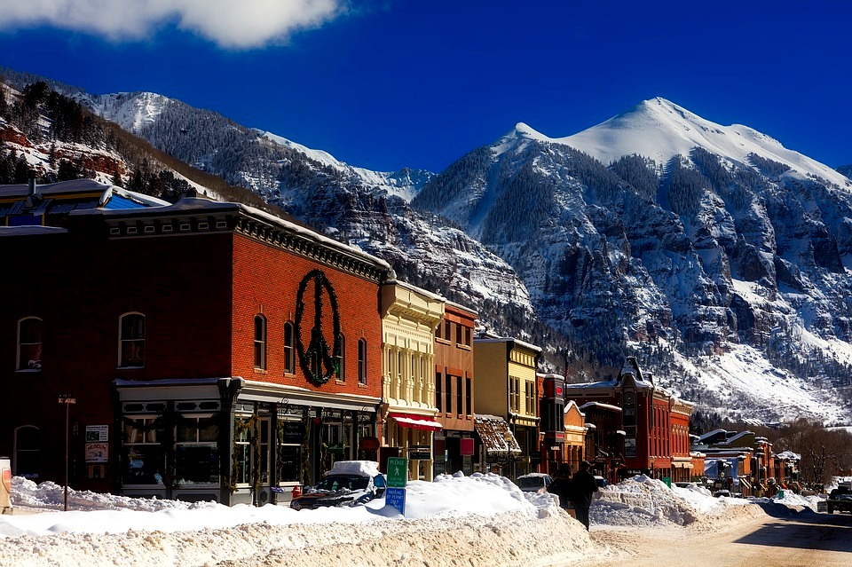 Colorado Winter-Telluride