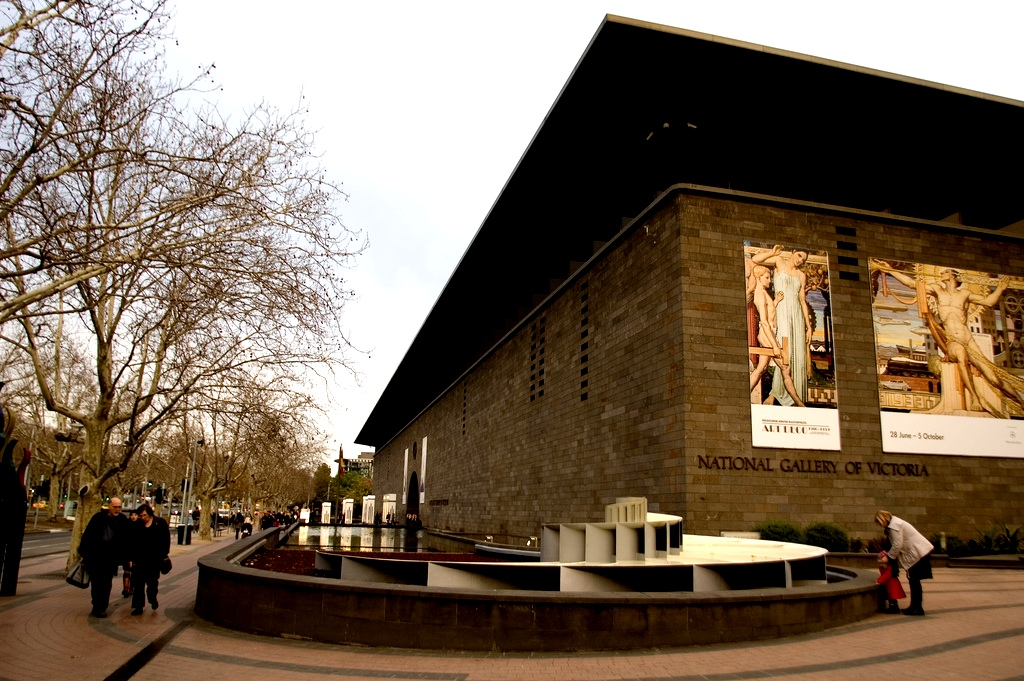 Melbourne national gallery of victoria