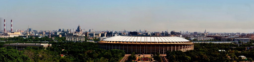 Moscow world cup luzhniki stadium