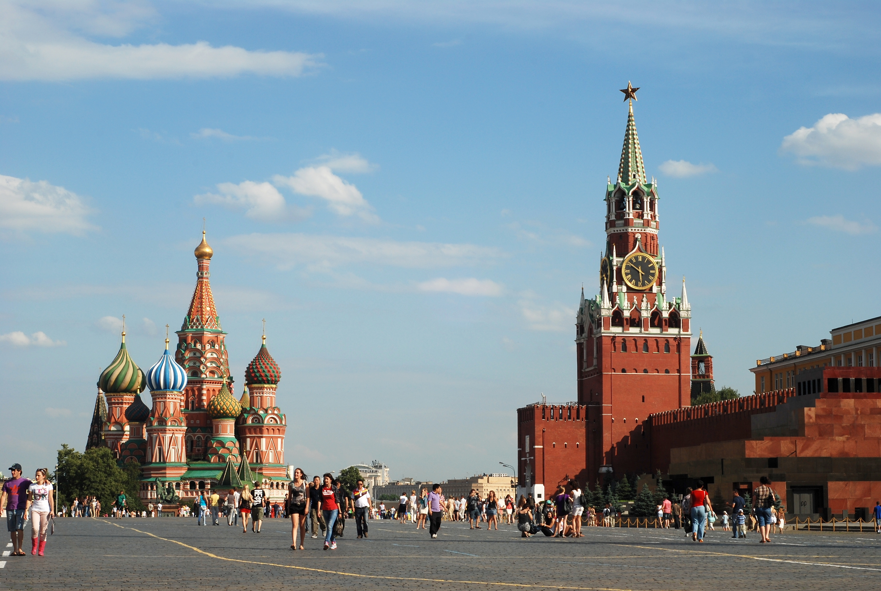 Moscow - One Of The Top Places To Travel To In 2018