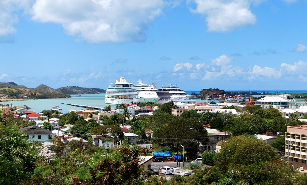 Winter caribbean cruise antigua
