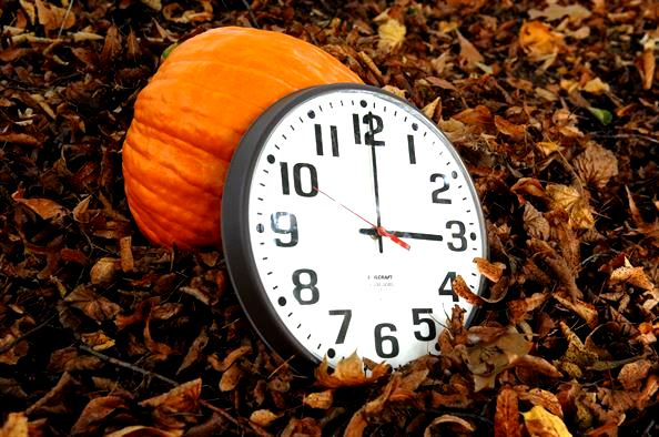 Fall Daylight Saving Time