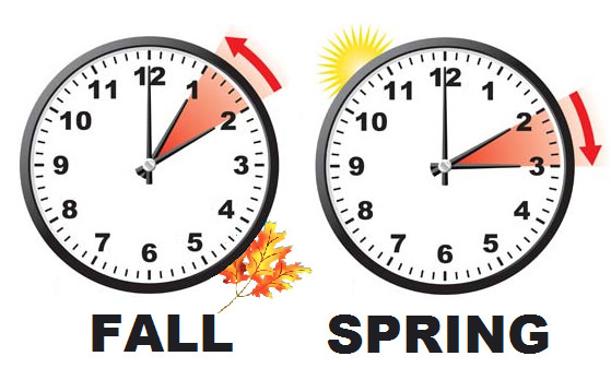 Daylight saving time fall 2017 don 39 t forget to set your for When was daylight savings time started