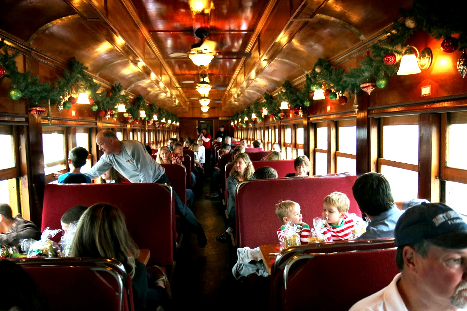 Asheville polar express