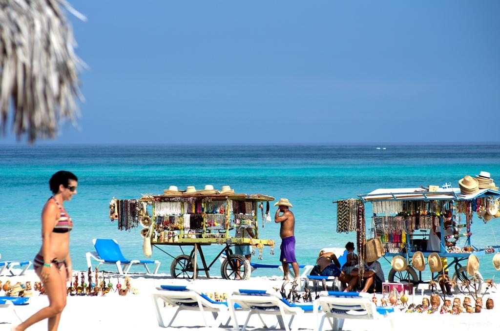 Cuba varaderos beach