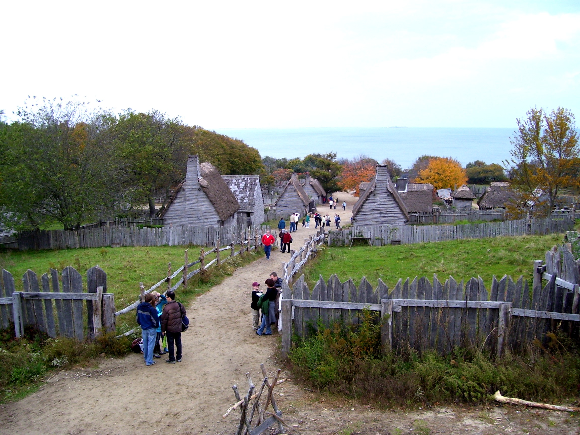 Plymoth plimoth plantation