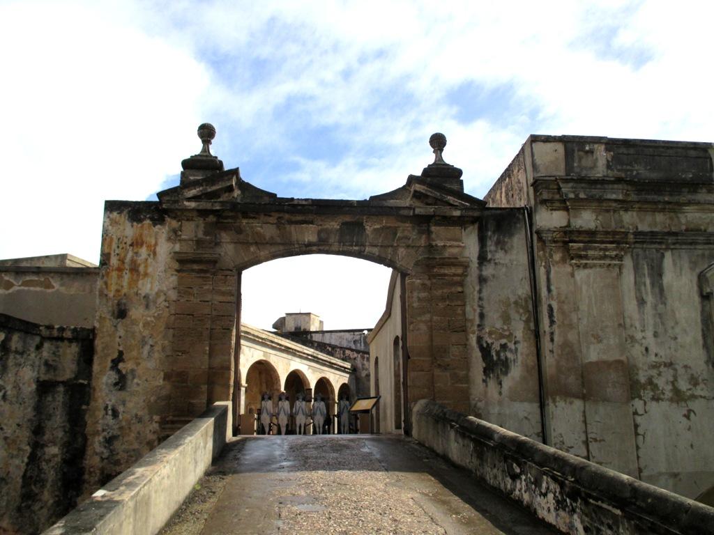 San juan castillo san cristobal