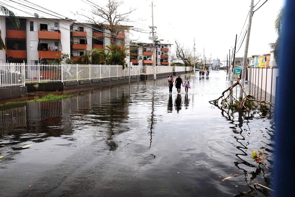 San Juan - Hurricane María