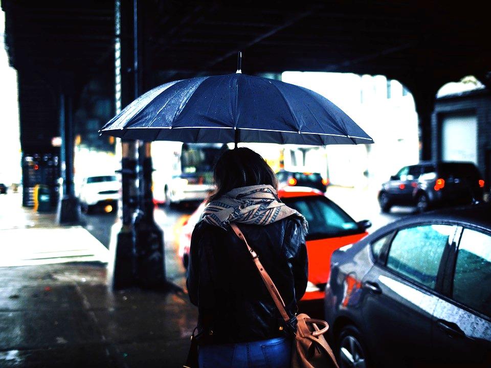 Travel rain