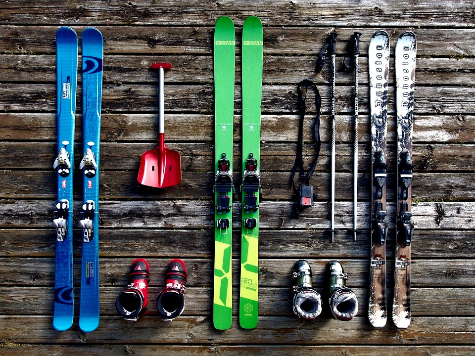 Ski Travel Bag - Sets of Skis