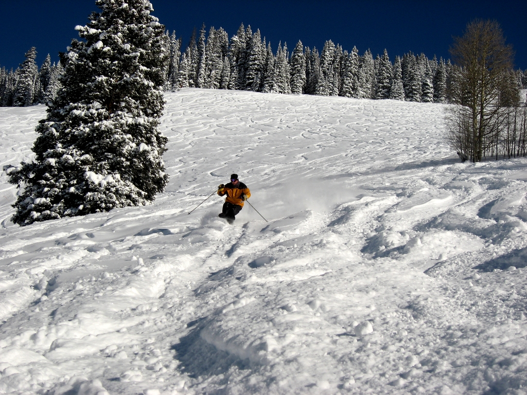 Vail, Colorado - Skiing