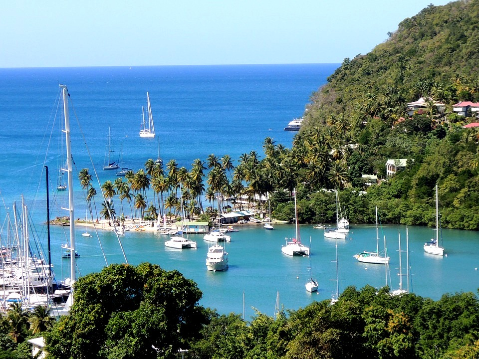 Caribbean Islands - St. Lucia