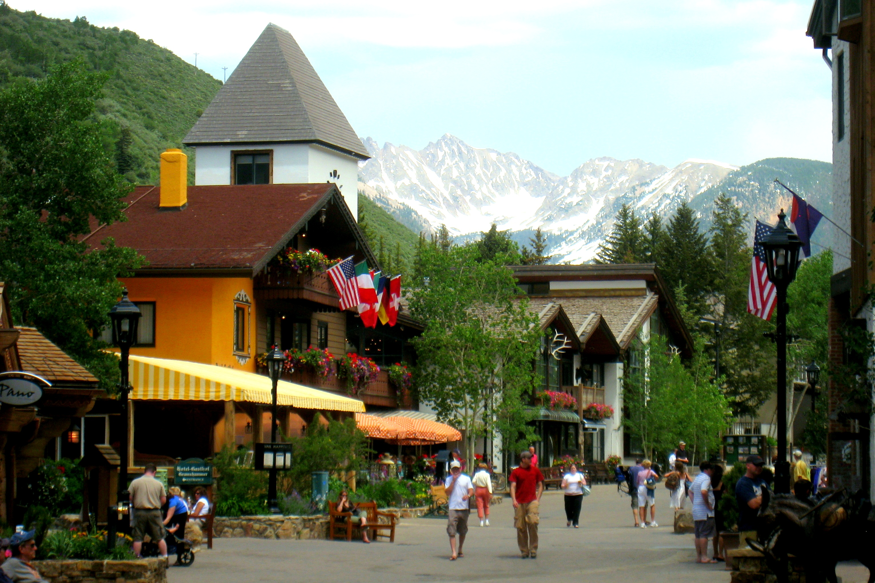 Vail, Colorado - Vail Street View