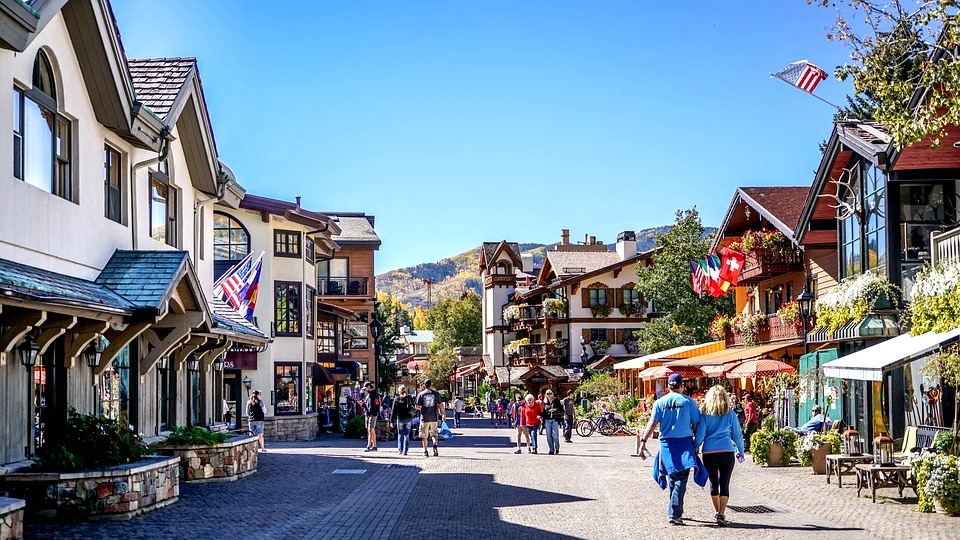 Vail, Colorado - Village