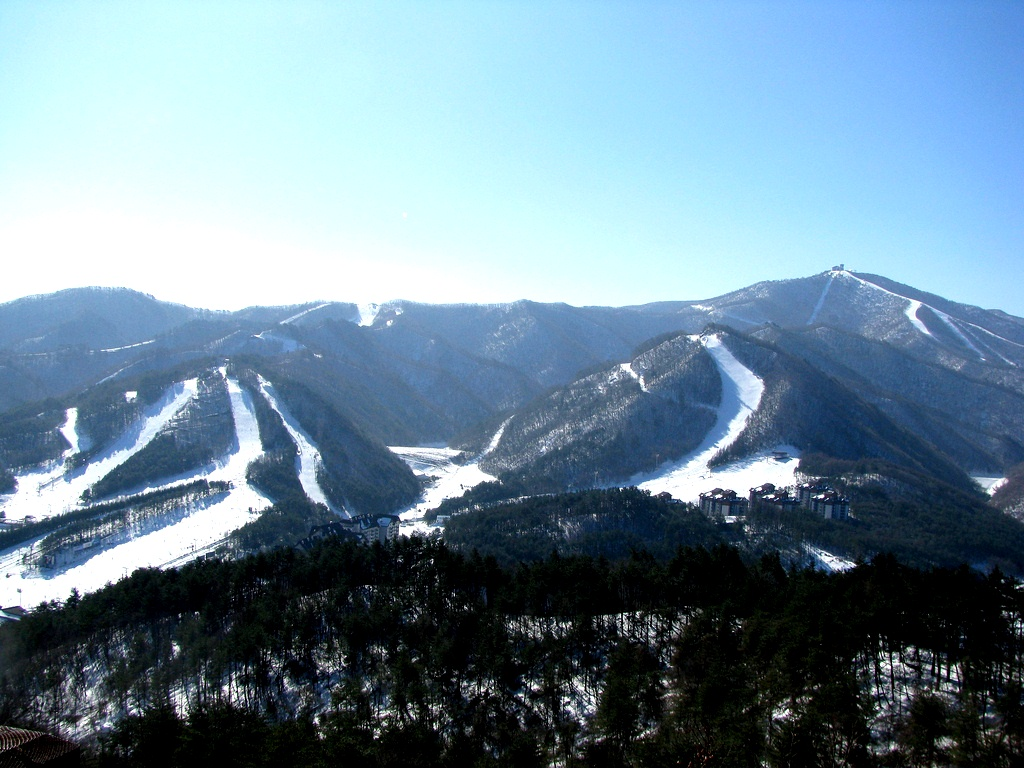 Alpensia Ski Resort