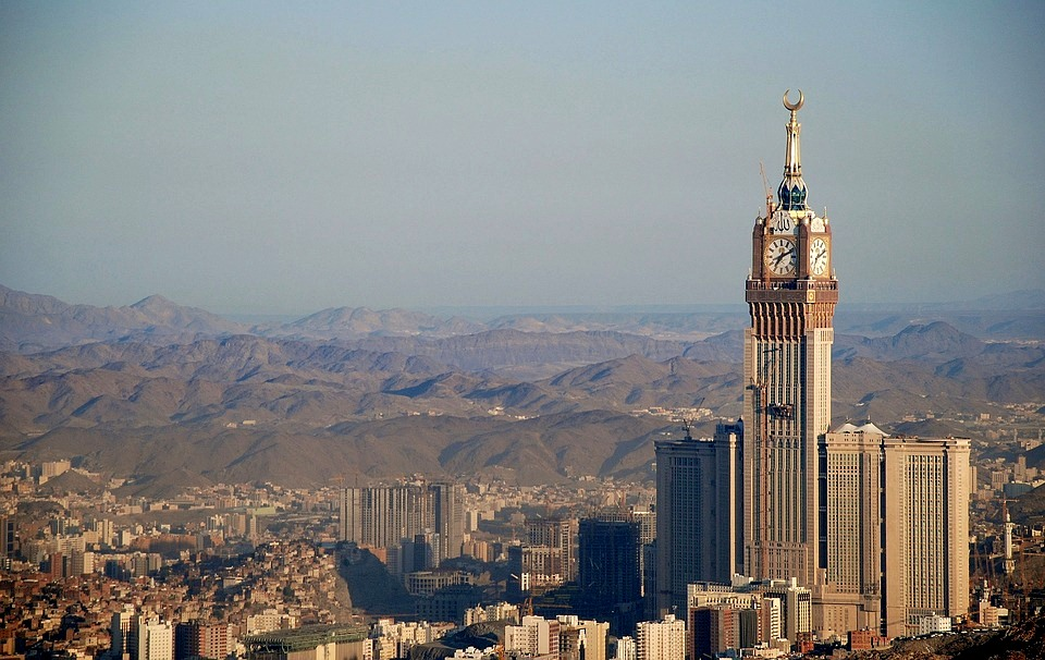 Saudi Arabia Travel Restrictions - Mecca