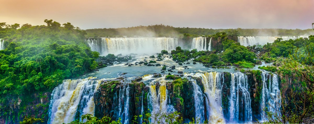 Waterfall brazil visa