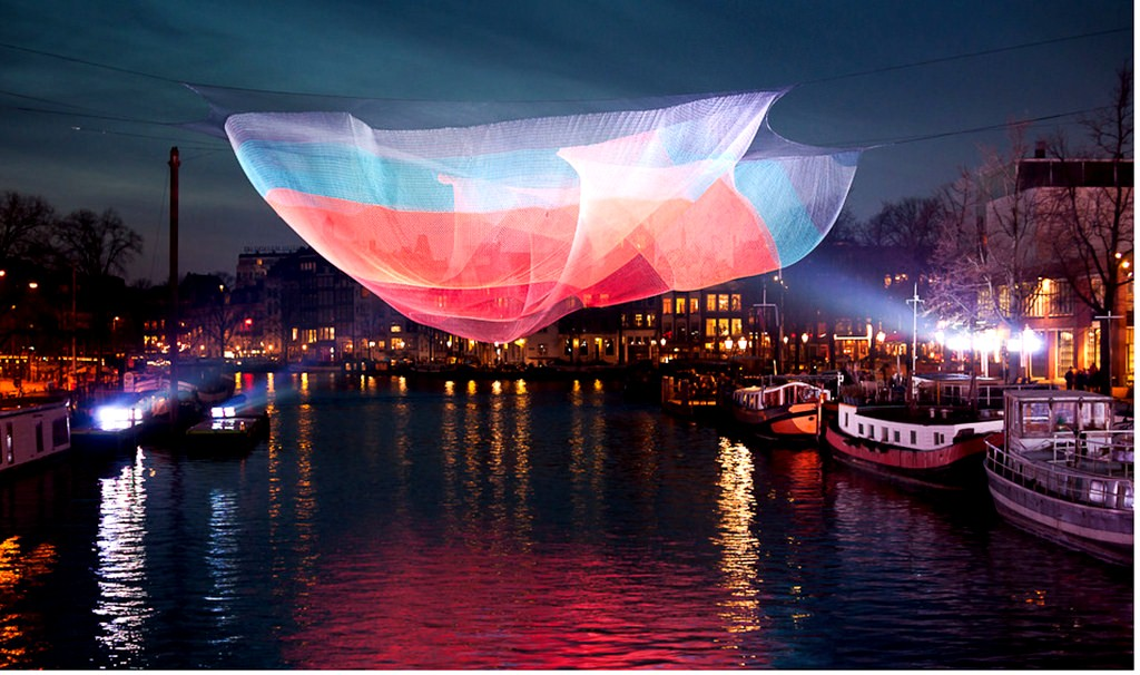 Amsterdam Light Festival - Display
