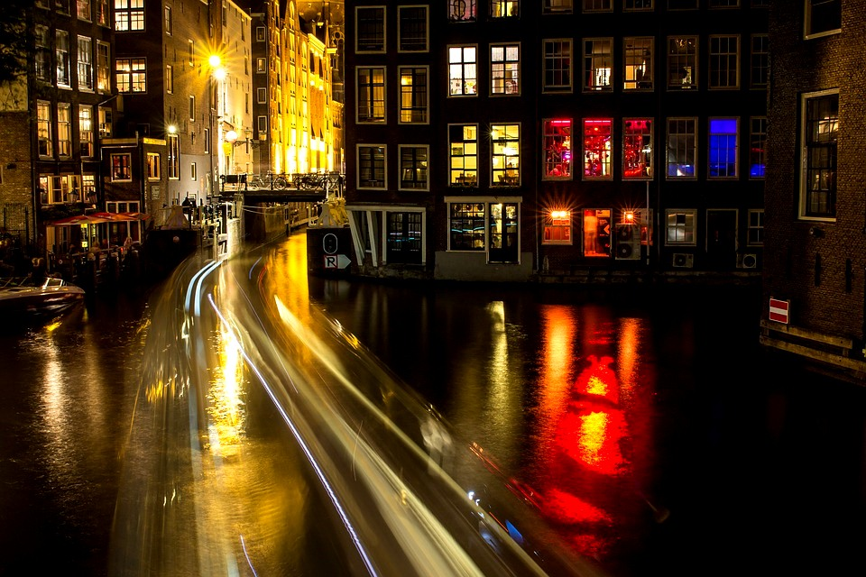 Amsterdam Light Festival - Canals