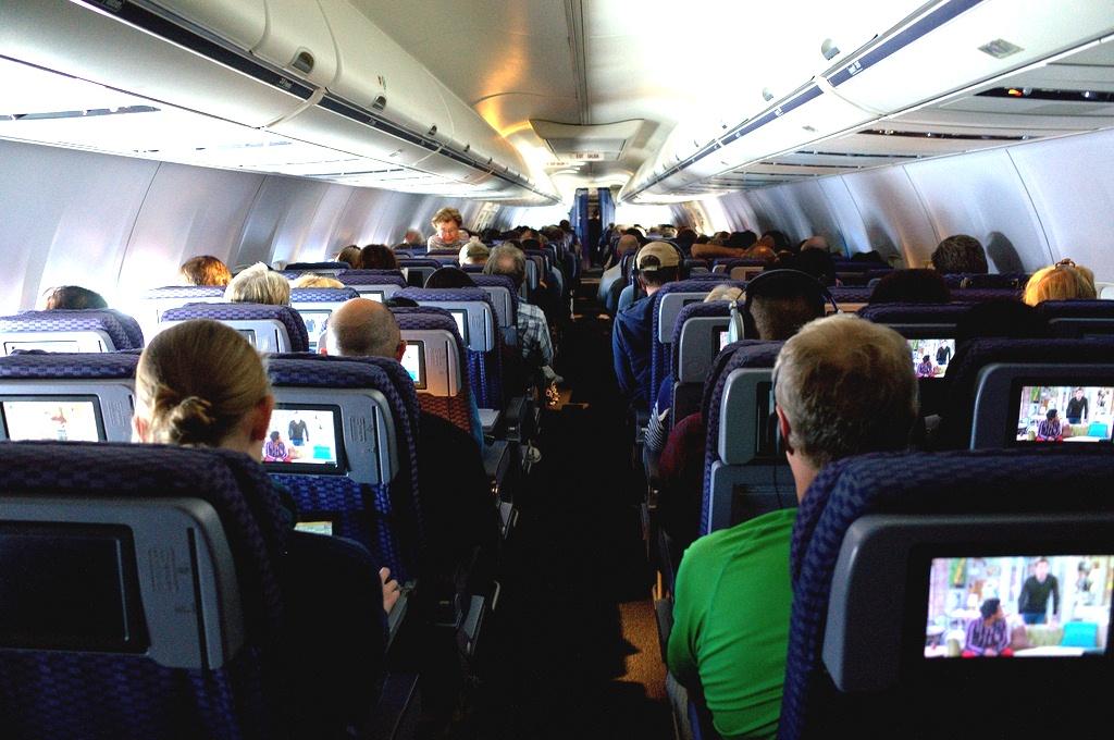 Best Travel Pillow - Airplane