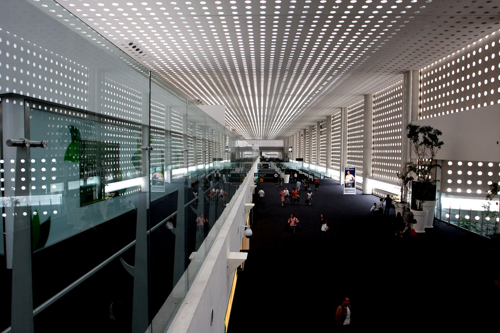 Mexico City New International Airport - Terminal