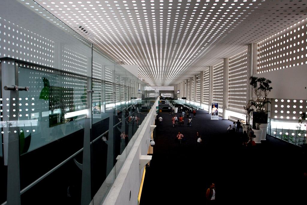 Mexico City New International Airport - Terminal