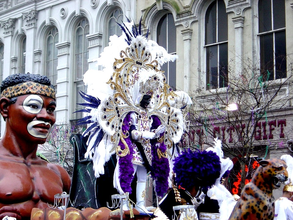 Mardi Gras - Zulu